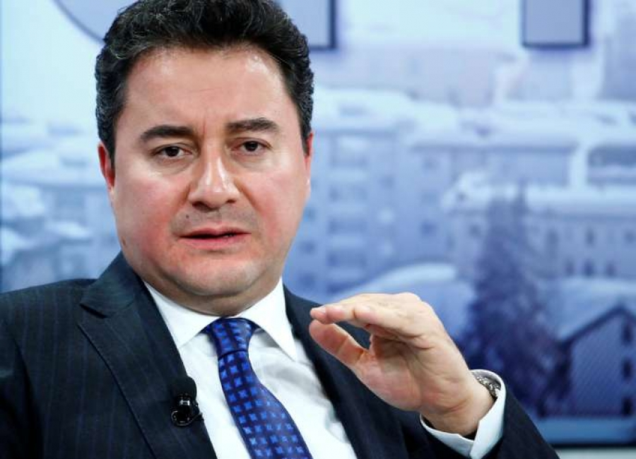 Ali Babacan, nouvel opposant d