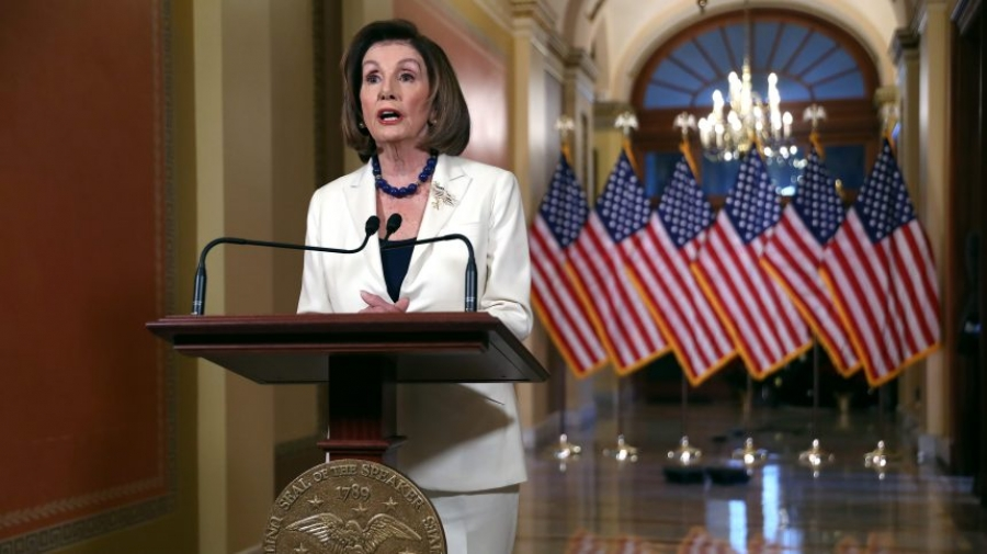 Etats-Unis : Nancy Pelosi demande la rédaction de l'acte d'impeachment contre Trump