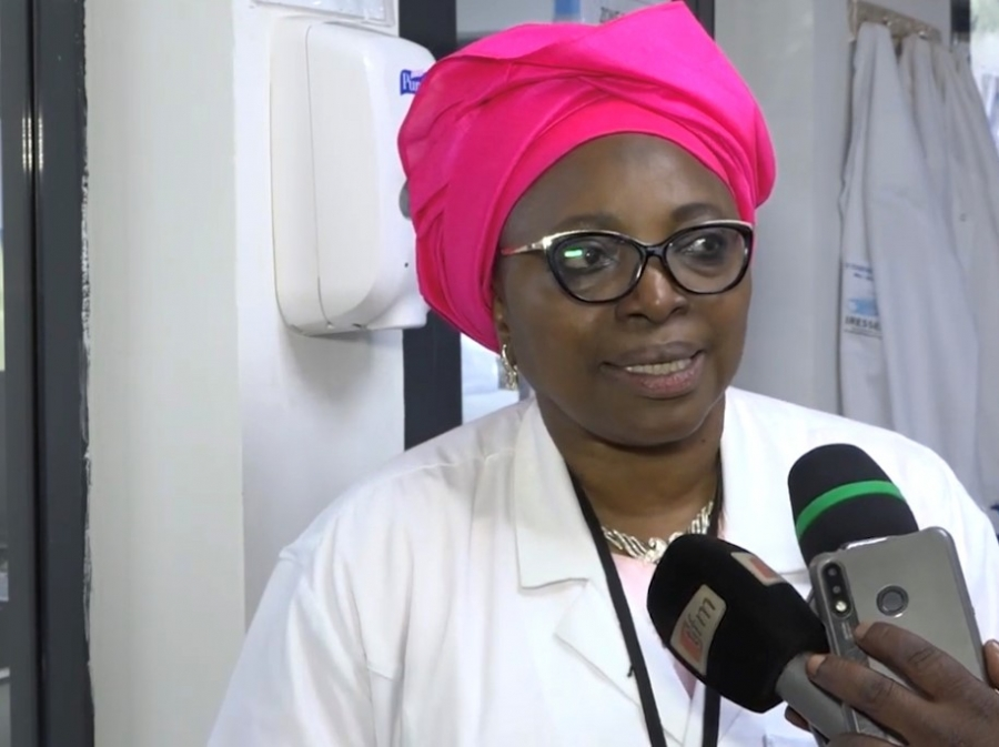 Le Pr Coumba Touré Kane, directrice scientifique