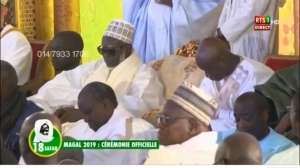 125ème édition du Grand Magal de Touba : la cérémonie officielle en direct