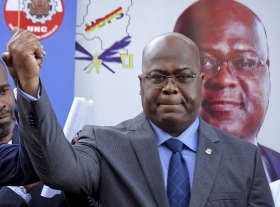 La RDC attend l'investiture de Félix Tshisekedi