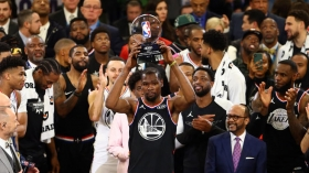 All Star Game : victoire de la team Lebron, Kevin Durant MVP